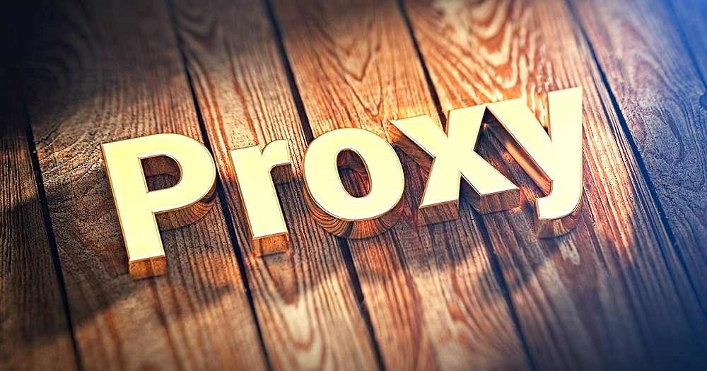Proxy browsers and cryptocurrency